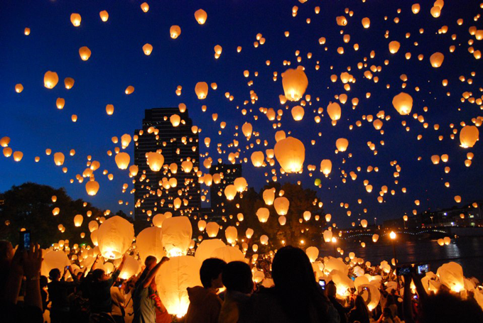 lanternes chinoises pour toutes les fetes de jolies lanternes en papier pour vos f 234 tes